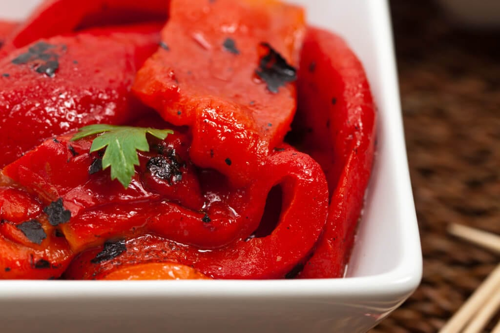 eye healthy recipe bell peppers